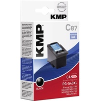 KMP C87 kompatibel zu Canon PG-540XL schwarz