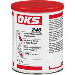 OKS Antifestbrennpaste Kupferpaste 240 1 kg