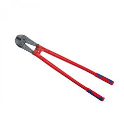 KNIPEX Bolzenschneider mit Mehrkomponenten-Hüllen 910 mm Nr. 71 72 910