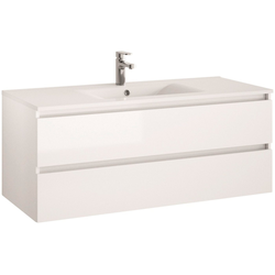 Allibert Waschtisch Alma, Breite 120 cm weiß