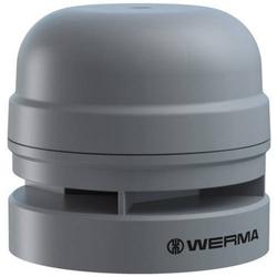 Werma Signaltechnik Signalsirene Midi Sounder 12/24VAC/DC GY Mehrton 12 V, 24V 110 dB