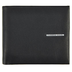 Porsche Design CL2 3.0 Wallet H14 Geldbörse 11 cm - black
