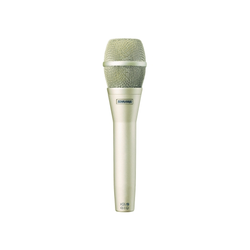 Shure KSM9 Mikrofon, champagnerfarben