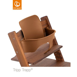 Stokke® Tripp Trapp® Baby-Set, braun - braun