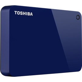 Toshiba Canvio Advance 1TB USB 3.0 blau (HDTC910EL3AA)