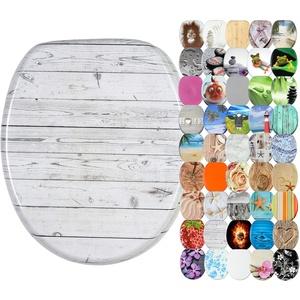 WC Sitz, viele schöne WC Sitze zur Auswahl, hochwertige und stabile Qualität aus Holz (Timber)