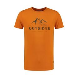 Shiwi T-Shirt Outsider (1-tlg) XXL