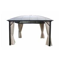 pavillon mit festem dach preisvergleich. Black Bedroom Furniture Sets. Home Design Ideas