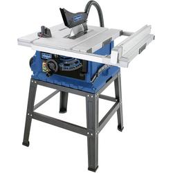Scheppach HS105 Tischkreissäge 255mm 2.4mm 2000W 230V