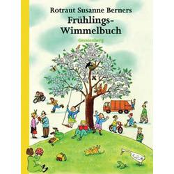 Wimmelbuch-Fruehling