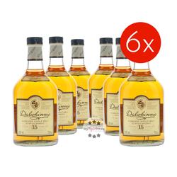 6 x Dalwhinnie 15 Jahre Whisky Kombi