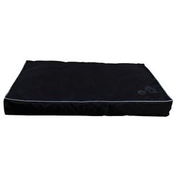 Trixie Kissen Drago schwarz, Maße: 90 x 65 cm