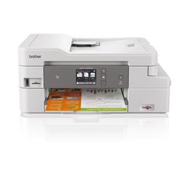 Brother 4-in-1 Tinten-Multifunktionsgerät Tintenstrahldrucker, (WLAN (Wi-Fi)