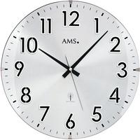 AMS Funkwanduhr F5973