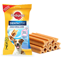 PEDIGREE Denta Stix für junge und kleine Hunde 10 x 7 St.