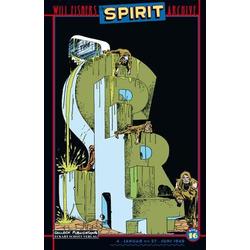 Will Eisners Spirit Archive 16 als Buch von Will Eisner