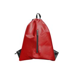 sbs Strandtasche SBS wasserdichter Rücksack für den Strand - Große Strandtasche 8 Liter - Strandbeutel wasserdicht & leicht in rot