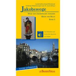 Jakobswege Band 3 Wanderführer
