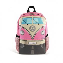 VW Bulli T1 Rucksack Klein pink