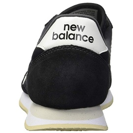 NEW BALANCE 220 black/ white, 37