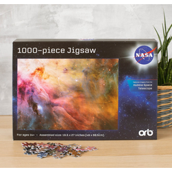 NASA Puzzle, Puzzleteile