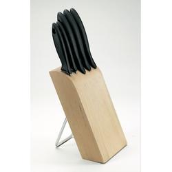 Fiskars Essential Messerblock mit 5 Messer