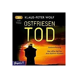 Ostfriesentod  2 MP3-CDs - Hörbuch