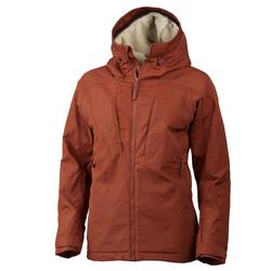 Lundhags Habe Pile WS Jacket Damen Winterjacke rost rot L