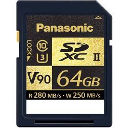 5 Stück Panasonic Deutsch.CE Speicherkarte 64GB GOLD RPSDZA64GAK