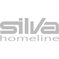 Silva Homeline RG-S93 Raclette 8Pfännchen Schwarz