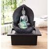Home affaire Zimmerbrunnen »Silver Buddha«, Home affaire