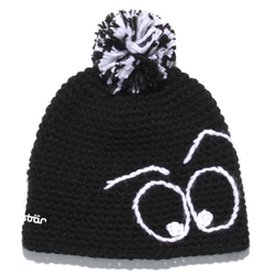 Eisbär Coolkid Pompon - Mütze - Kinder Black One Size