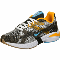 Nike Sportswear Herren Schuhe 'Ghoswift' schwarz / orange