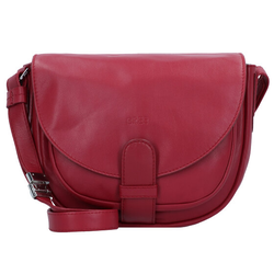 Bree Lady Top 2 Umhängetasche Leder 26 cm brick red