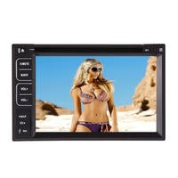 "Pupug 7"" GPS Bluetooth DVD CD Video Windows CE 8 USB SD"