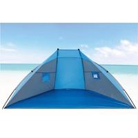 Explorer Strandmuschel blau/grau (46256)