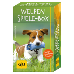 GU Welpen Spiele-Box von Alexandra Taetz