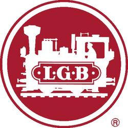 LGB 53006G Figuren Reisende 4er