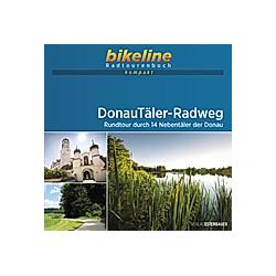 DonauTäler-Radweg - Buch