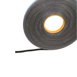 Ramsauer 1025 Sprossen Klebeband 1mm x 12mm 50m Rolle schwarz
