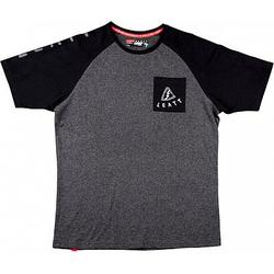Leatt Tribal T-Shirt Herren - Schwarz/Grau - M