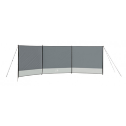 Easy Camp Windschutz Grau 500 x 140 cm