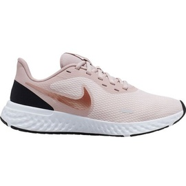 Nike Revolution 5 W barely rose/metallic red bronze/stone mauve 38