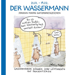 Der Wassermann als Buch von