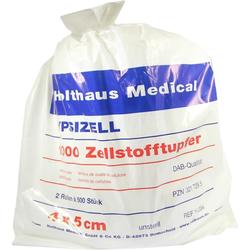 Zellstofftupfer Ypsizell 4x5 cm