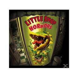 New Broadway Cast Recording - Little Shop of Horrors (Broadway 2003) (CD)