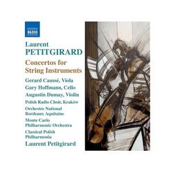 Hoffmann, Causse/Hoffmann/Petitgirard - Konzerte Für Streichinstrumente (CD)