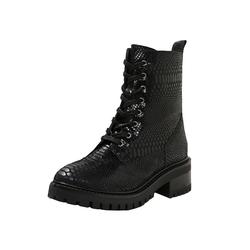 Schnür-Stiefelette Schnür-Stiefelette COX schwarz