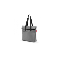 REISENTHEL® Beuteltasche Falttasche foldbag, Falttasche grau