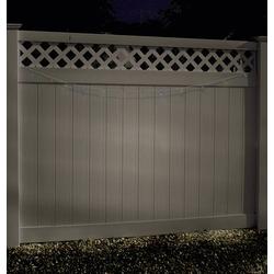 Polarlite LLC-04-003 Mini-Lichterkette Innen Anzahl Leuchtmittel 48 LED Beleuchtete Länge: 9.4m